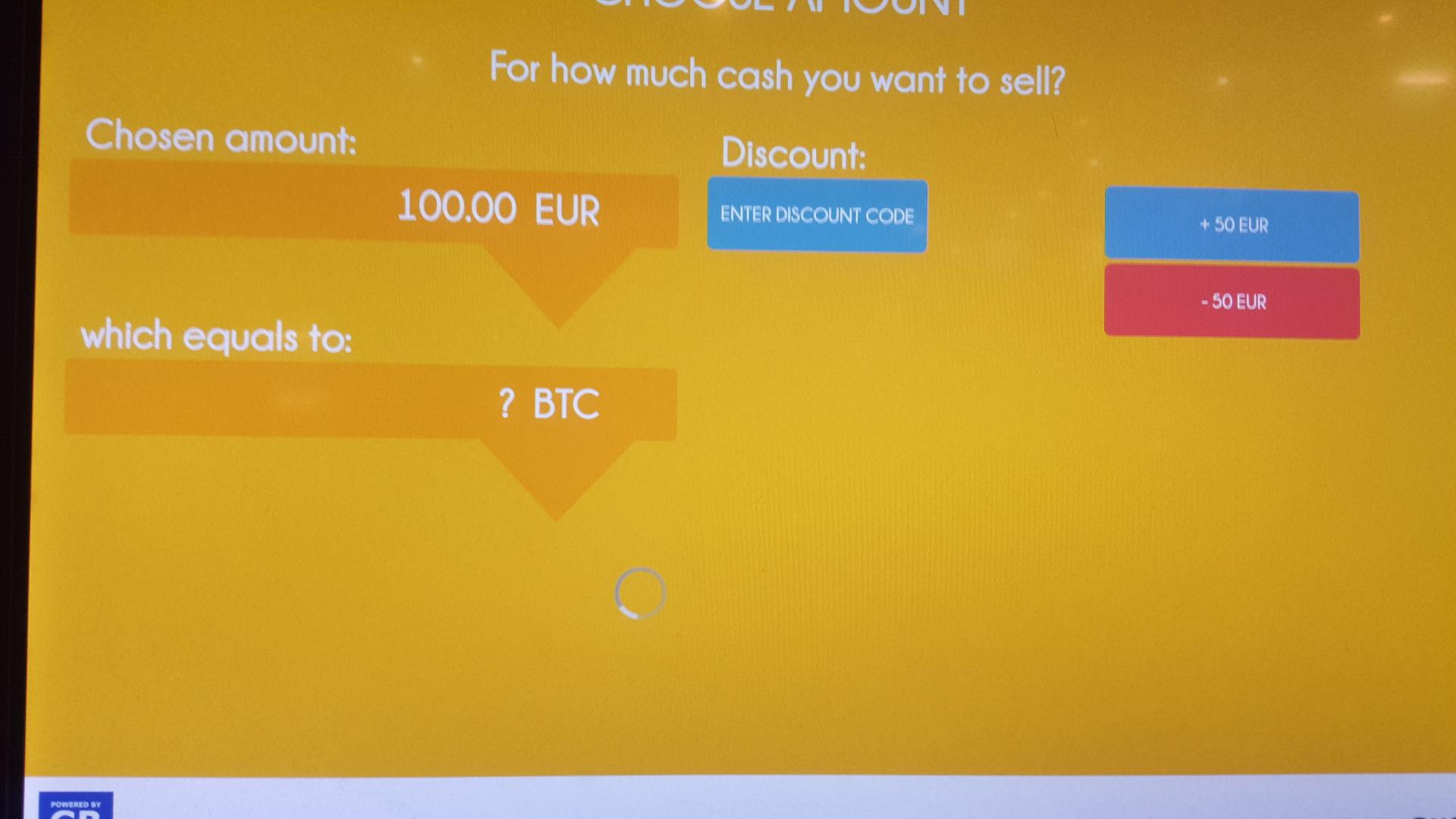 Kaip parduoti bitcoinus?