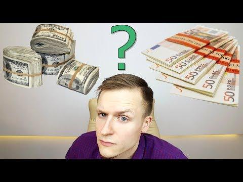 Kaip užsidirbti pinigų vieną kartą