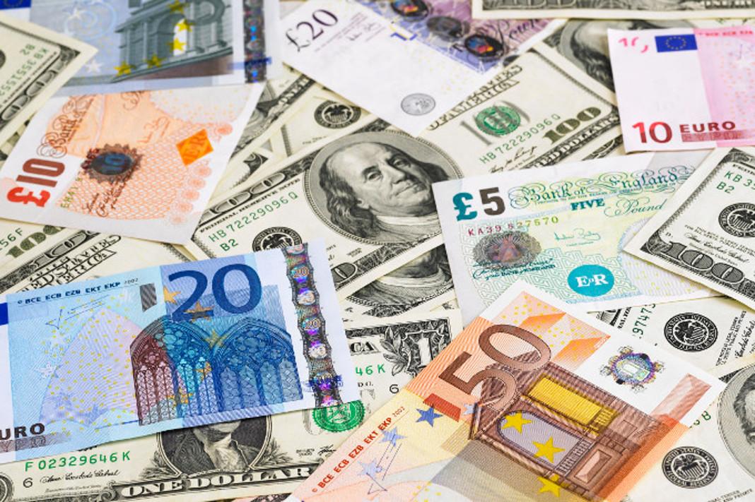 Užsidirbti pinigų finansų rinkoje