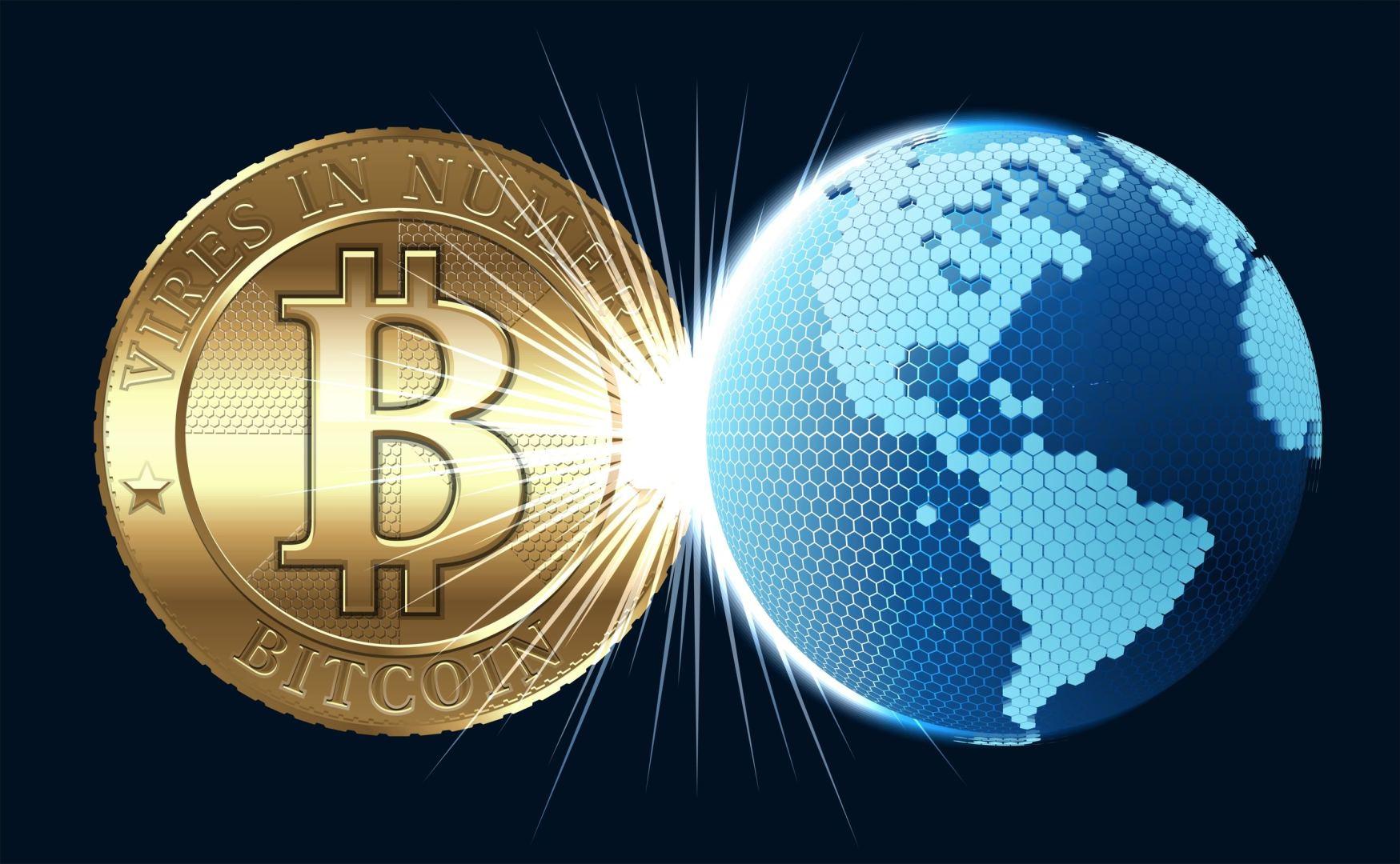 kaip atsiranda nauji bitkoinai