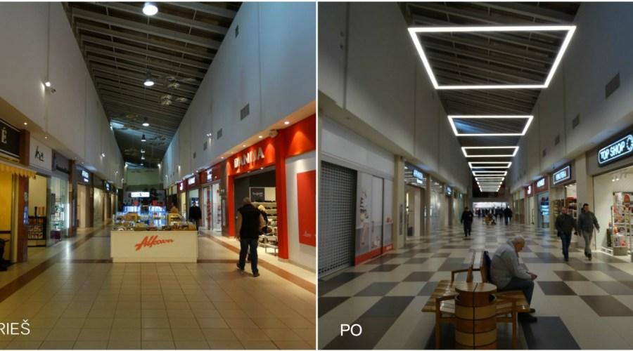 Vilniuje planuojama šiemet pastatyti dar 5 prekybos centrus