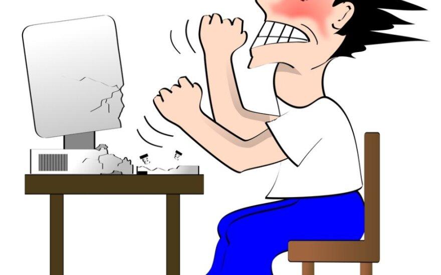 Paslaugos, darbas, uždarbis internete