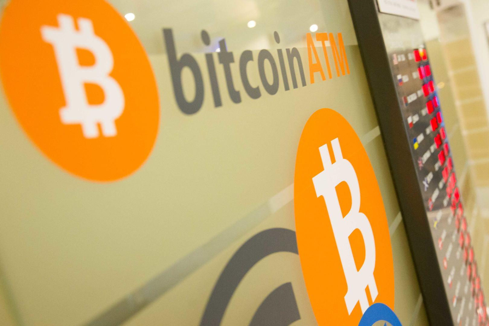bitkoinų pradžia