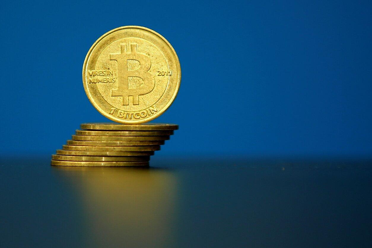 Investuoti į bitkoinus tai