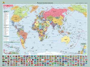 Nuotraukų tapetai ir dekoratyvinės lentos su pasaulio žemėlapiu - lgpf.lt