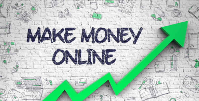 pranešimai apie pajamas internete