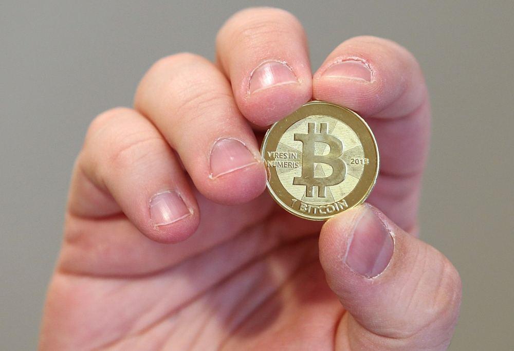bitkoinas per