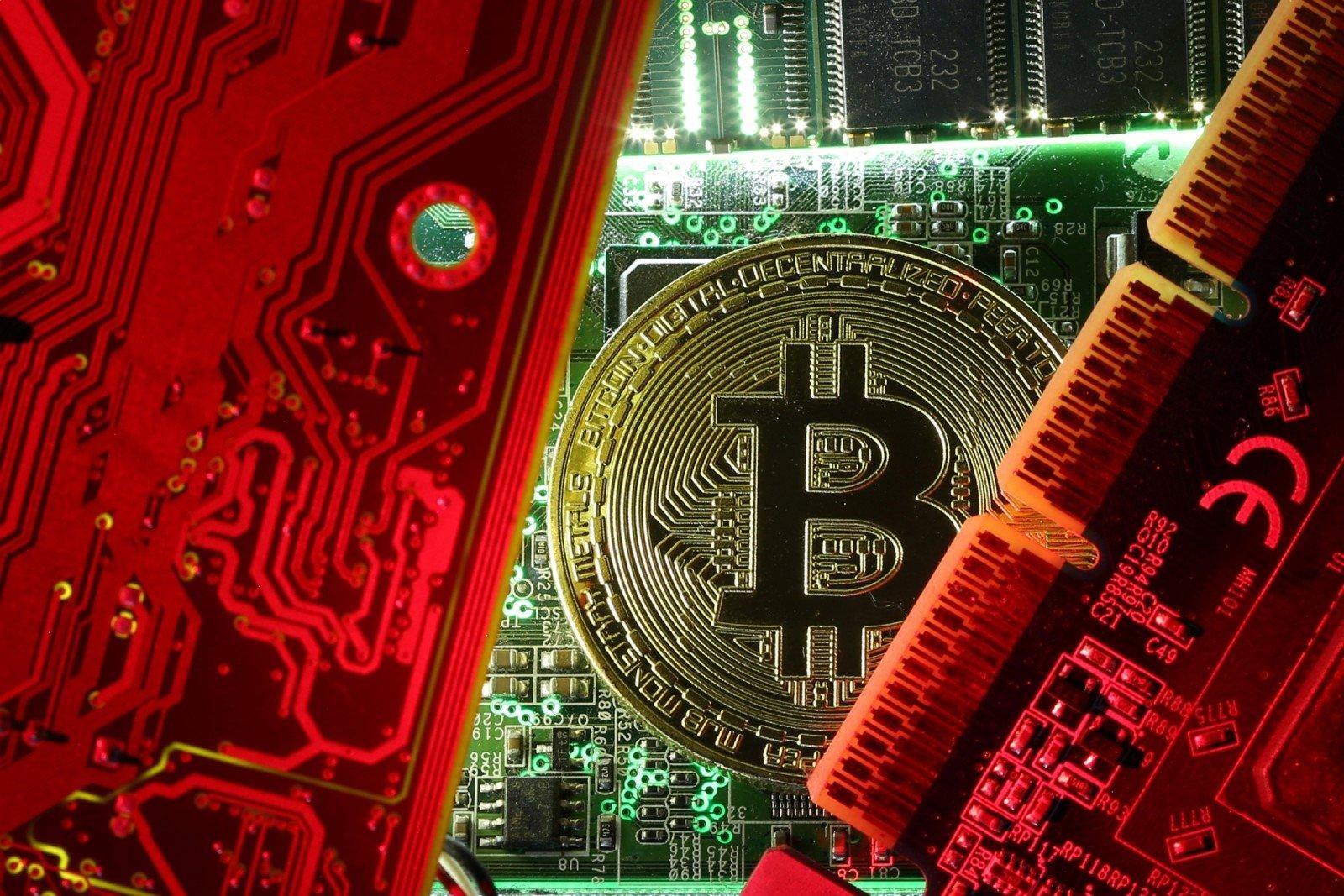 sekti Bitcoin grynuosius pinigus