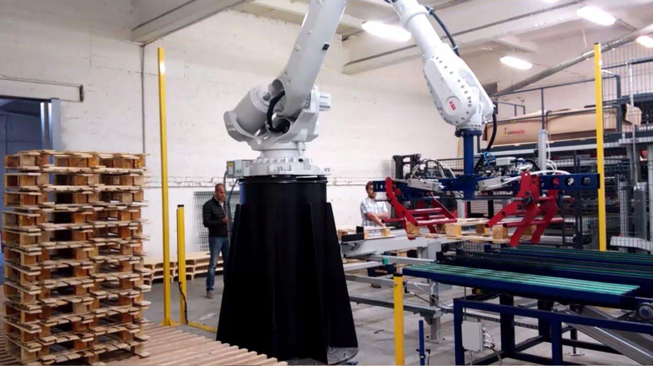 robotų prekybos birža