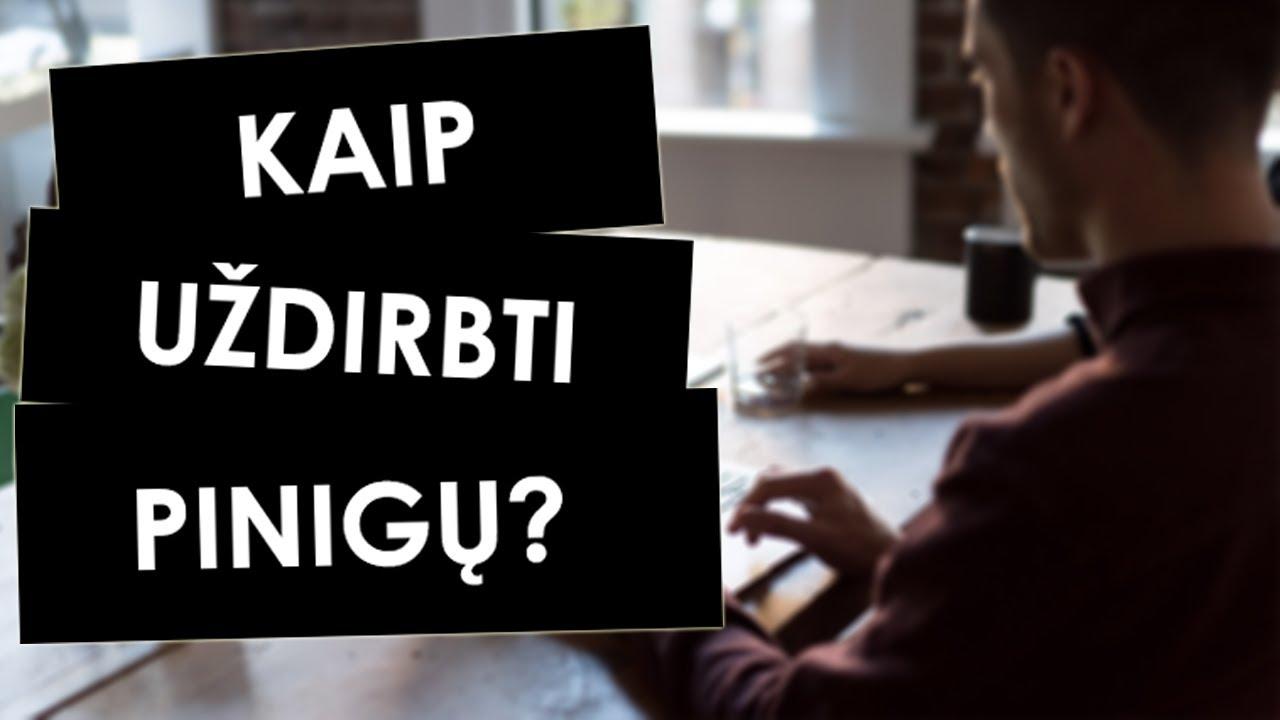 Darbas Internetu TOP 5 Idėjos Pradėti!   lgpf.lt