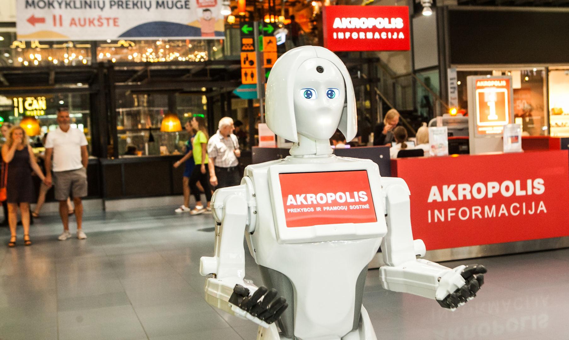 prekybos robotas ema sankirtoje
