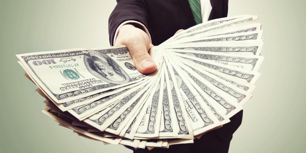 jums reikia daug pinigų, kaip padaryti