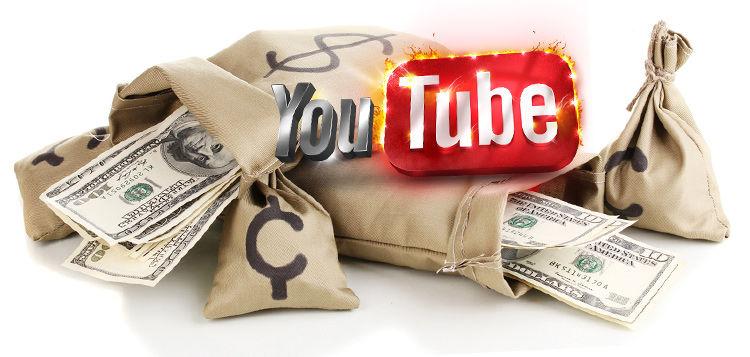 kiek pinigų galite uždirbti vaizdo įraše