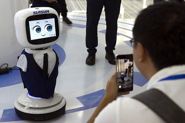 kopijavimo robotas