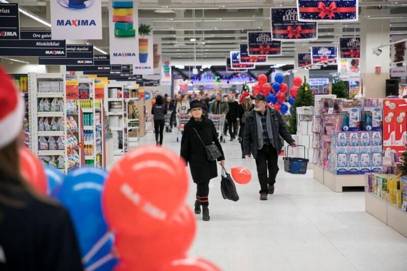 Nuo šiandien leidžiama laisvai prekiauti visose prekybos vietose