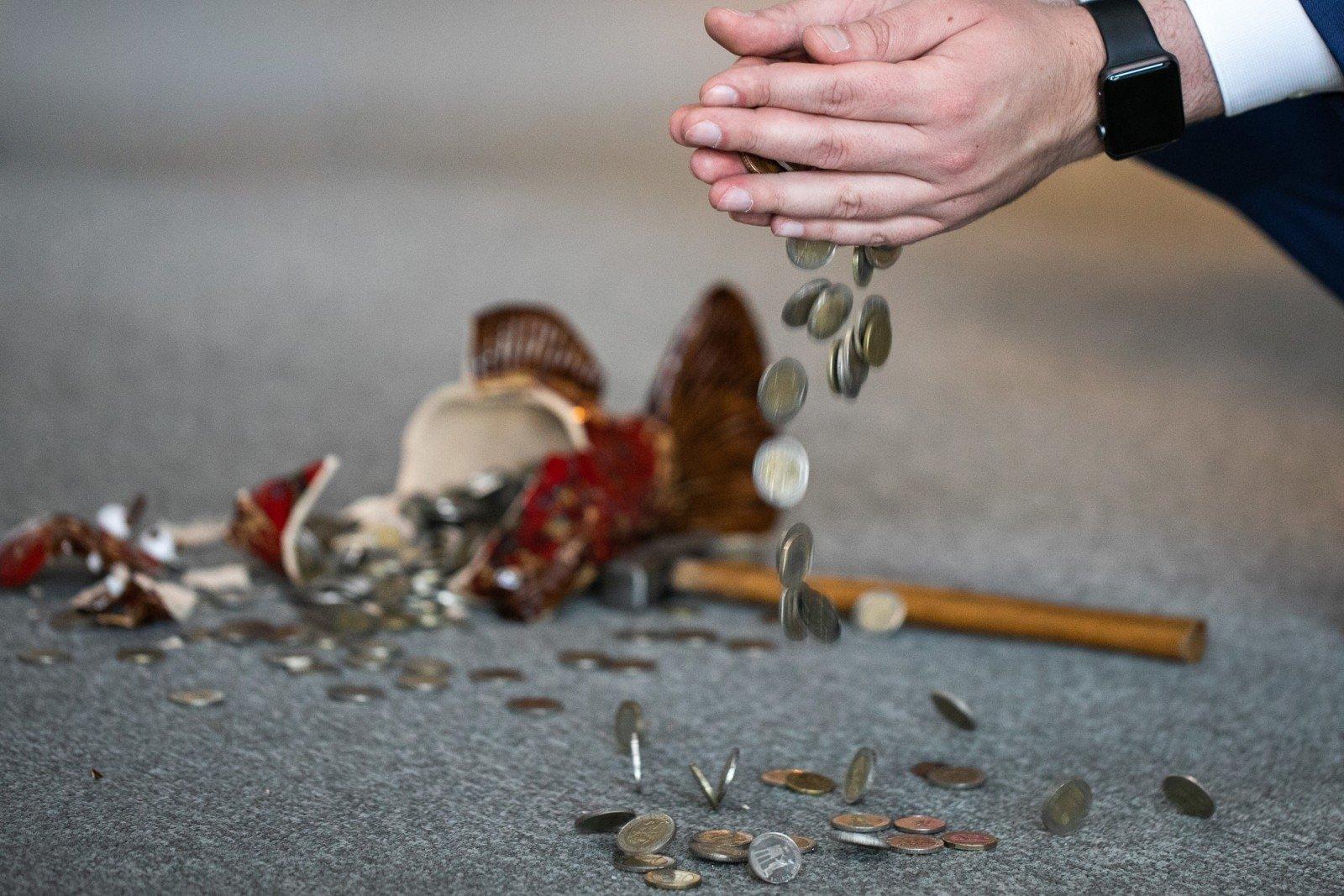 Kaip užsidirbti pinigų su 50 tūkst. Kaip Galiu Greitai Uždirbti Pinigus