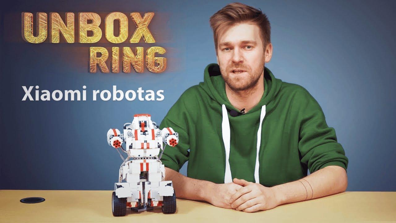 Automatiniai dvejetainiai robotai. Automatiniai Dvejetainiai Robotai