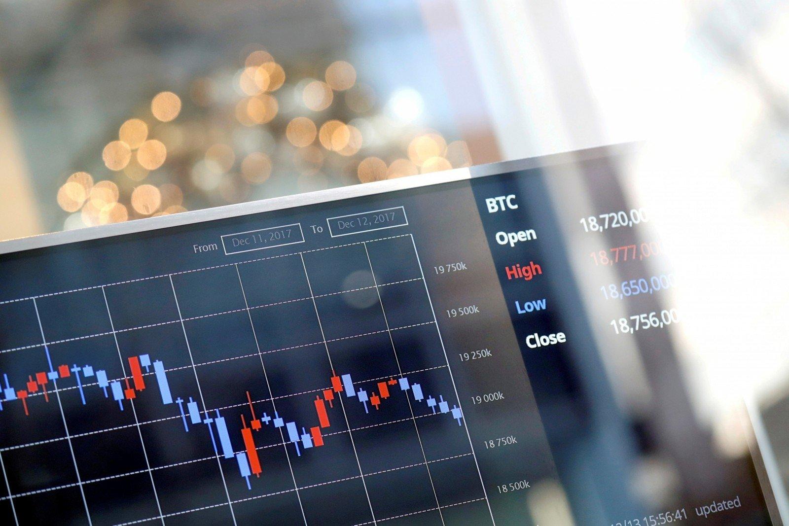 Trumpas: kriptovaliutos – tai ne pinigai