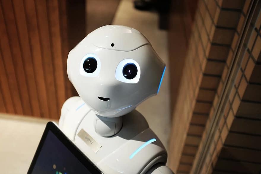 Robotas be jokių investicijų internete - Ten žmonės uždirba pinigus