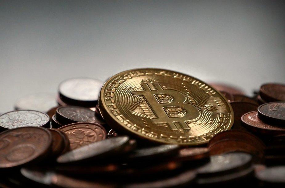 """Kriptovaliutos algoritmas, Kriptovaliuta ir """"Bitcoin"""""""