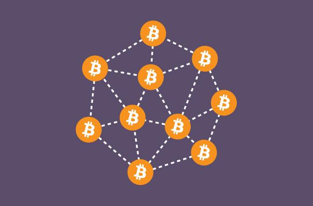 bitkoino mazgas