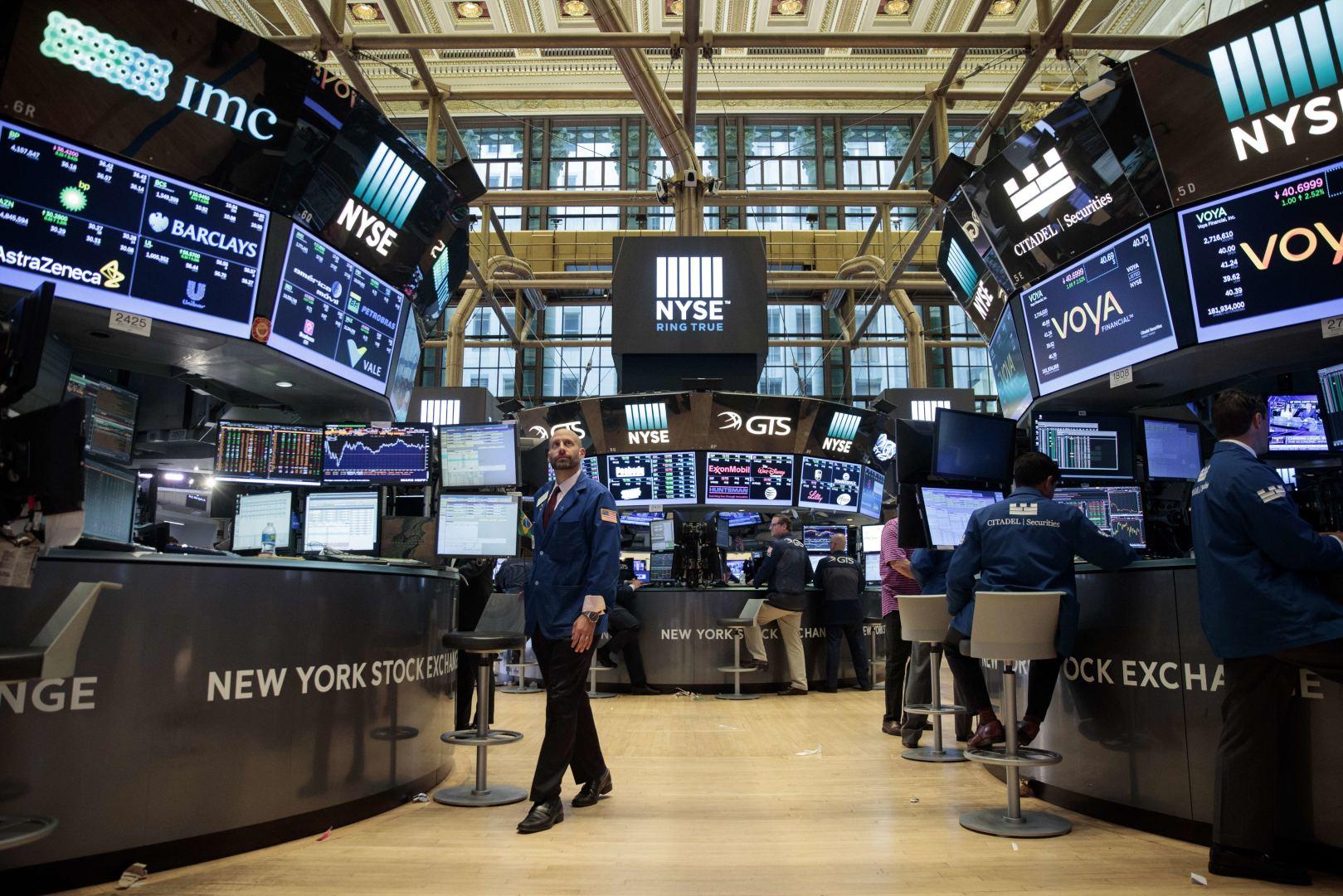 Prekyba NYSE, NASDAQ. Vertybinių popierių rinkos internetinis kursas | RoboForex