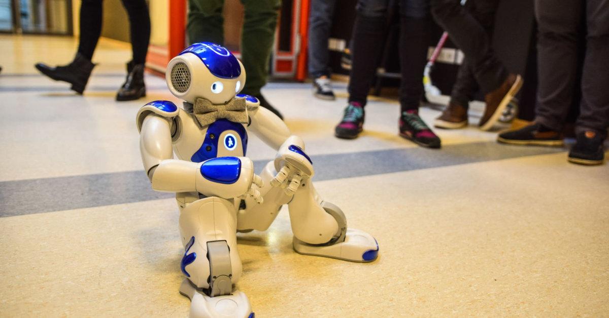 prekybos robotais pavyzdys