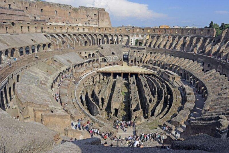 Romėnų keliai