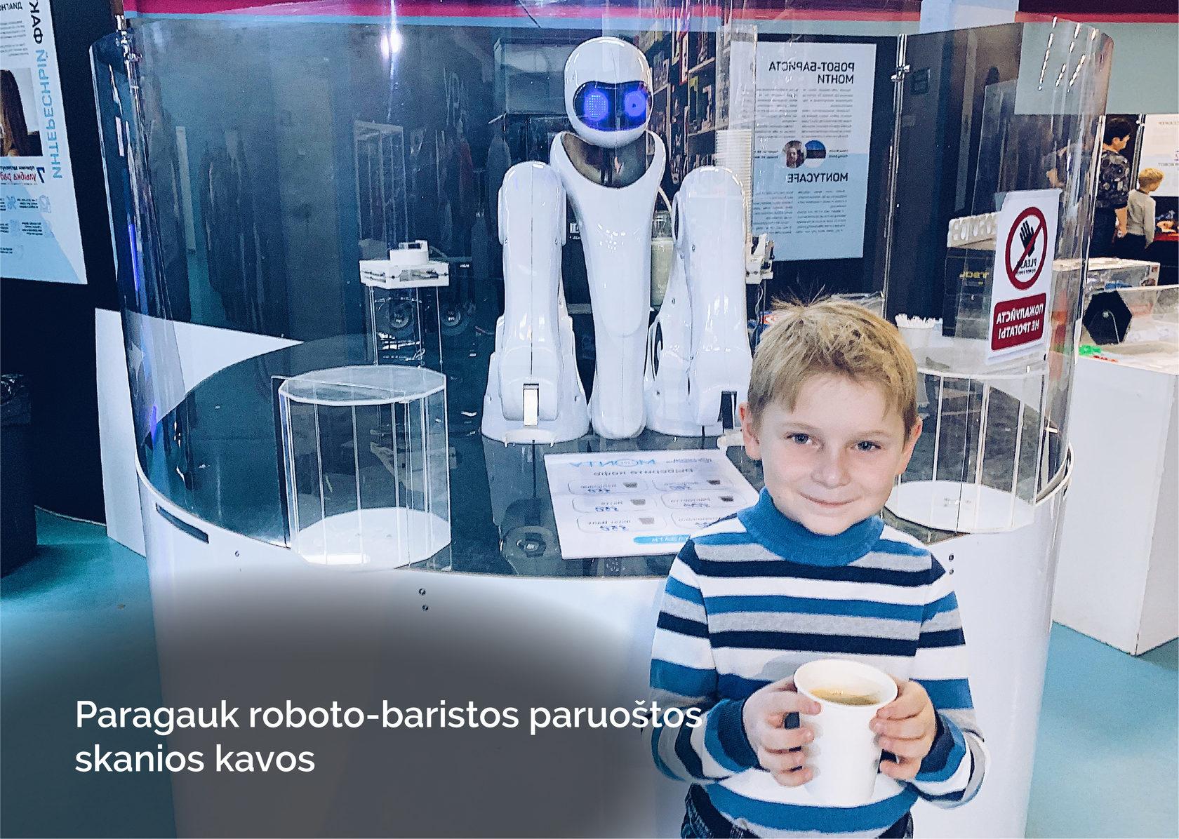 vektorinis prekybos robotas